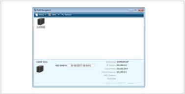 LinkStation™ 421DE High Performance Double-drives RAID Network
